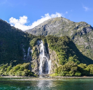 South New Zealand 7 Night 8 Days Tour