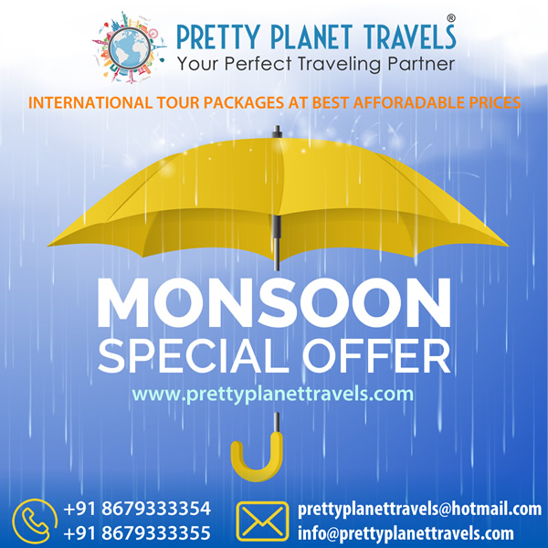 Monsoon Special Offer